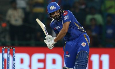 Rohit Sharma Surpasses MS Dhoni To Become Indian Player With Most Sixes in IPL History