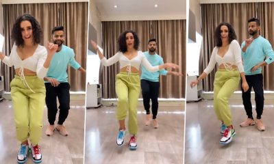 Sanya Malhotra's Graceful Dance Moves in This Lagaan Song Will Impress You – WATCH