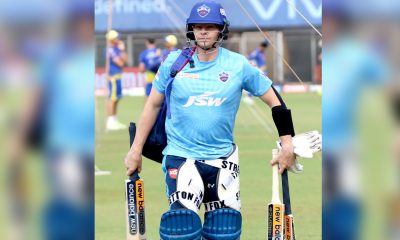 Steve Smith Makes Debut for Delhi Capitals in DC vs PBKS IPL 2021 Match