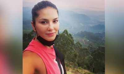 Sunny Leone Enjoys the Beauty of Kerala as She Goes Hiking to Feel the Fresh Fair (See Pic)