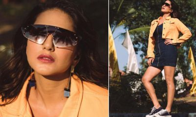 Sunny Leone Spreads Warmth on the Web As She Shares a String of Sun-Kissed Pictures!