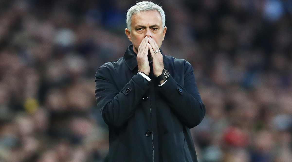 Tottenham Hotspurs Reportedly Sack Jose Mourinho After 2-2 Draw Against Everton in FA Cup 2021