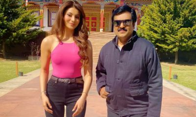 Urvashi Rautela Recalls Working With Late Actor Vivekh in Her Upcoming Tamil Debut Film (View Post)