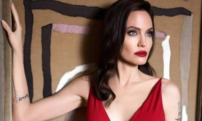 Actress Angelina Jolie Admits Being Picky About Dating Partners