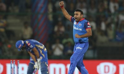 Amit Mishra, Delhi Capitals Spinner Tests Positive for COVID-19
