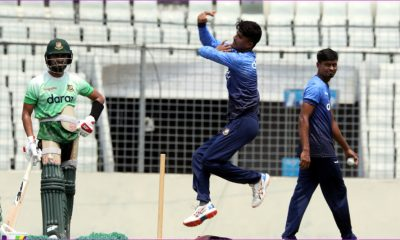 Bangladesh vs Sri Lanka ODI Series 2021: Check Out Pics from Bangladesh Squad's Practice Session