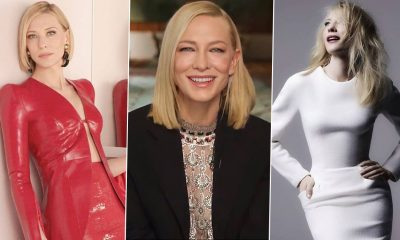 Cate Blanchett Birthday Special: 5 Pictures to Proof That the Actress Can Rock Any Hairstyle With Utmost Grace