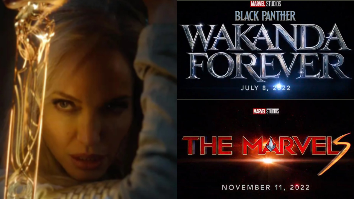Eternals, Black Panther Wakanda Forever, Fantastic 4, The Marvels - Details of Every Marvel Phase 4 Film Revealed in the Sizzle Reel
