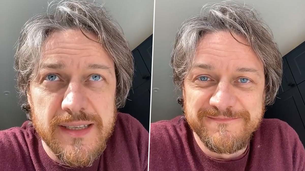 James McAvoy Urges Fans to Donate For India Amid the Second Wave of COVID-19 in the Country (Watch Video)