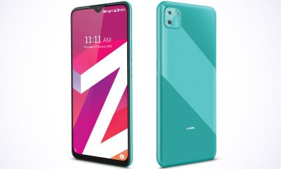 Lava Z2 Max Smartphone With 6,000mAh Battery Launched in India at Rs 7,799