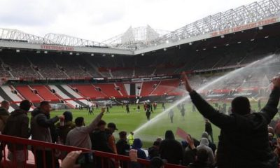 Manchester United vs Liverpool Match Reportedly Delayed After Protestors Break into Old Trafford (See Pic & Videos)