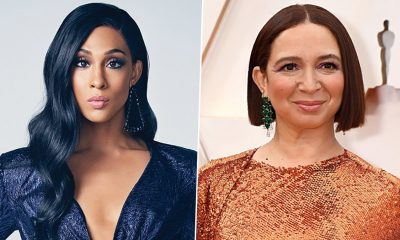 Mj Rodriguez to Star Alongside Maya Rudolph in Apple TV's Untitled Comedy Series