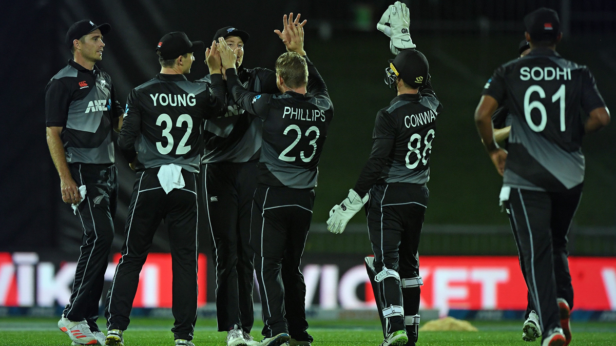 New Zealand Dethrone England to Become Top-Ranked ODI Team, India Hold Third Position