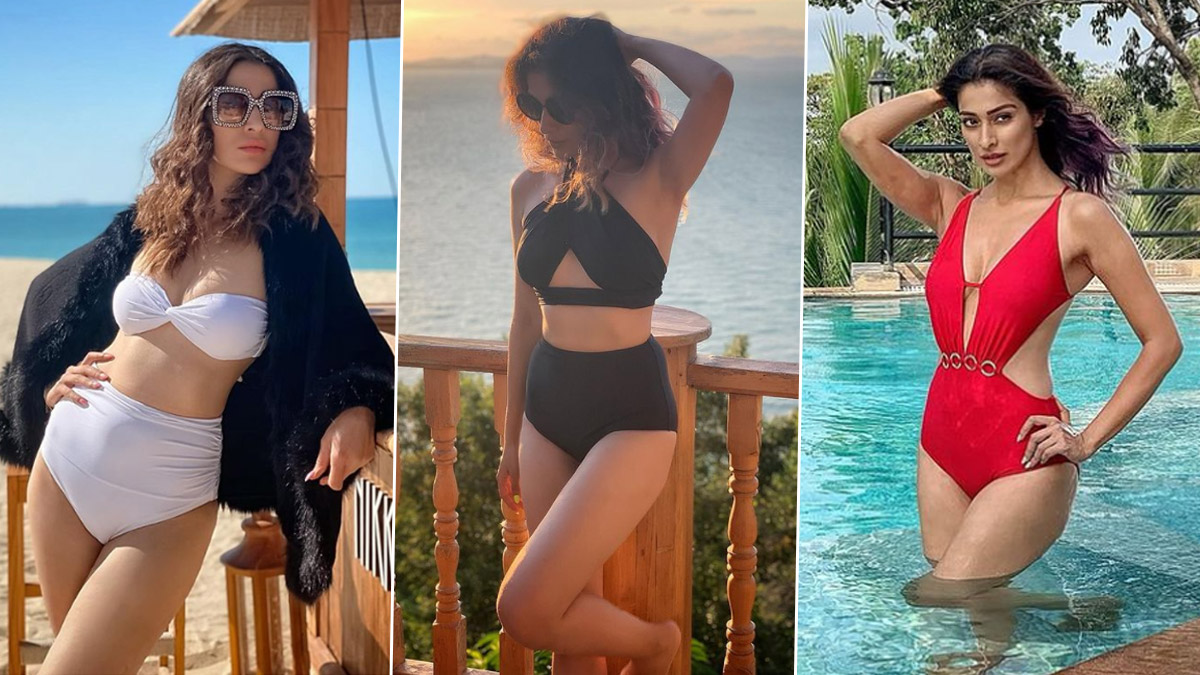 Raai Laxmi Birthday Special: Sexy Bikini Pictures of the Hottie Straight From Her Instagram!