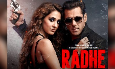 Radhe Full Movie in HD Leaked on TamilRockers & Telegram Channels for Free Download and Watch Online; Salman Khan - Disha Patani's Film Is the Latest Victim of Piracy?