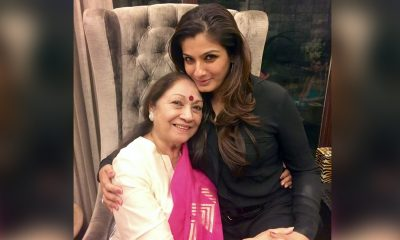 Raveena Tandon Pens Heartfelt Note on Her Mother's Birthday, Says 'You Made Me and Gave Me All' (View Pics)