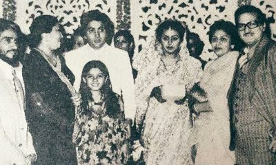 Raveena Tandon Shares Rishi Kapoor and Neetu Kapoor's Wedding Day Pic Which Also Has the Actress In It