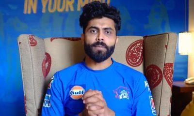 Ravindra Jadeja Urges Fans To 'Come Together' and Help 'Each Other' in Battle Against COVID-19 Pandemic