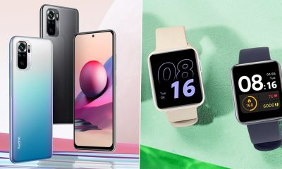 Redmi Note 10S & Redmi Watch Launched in India; Check Prices, Features & Specifications Here