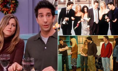 Revisiting Friends: 5 Shocking Moments From Jennifer Aniston, Matt LeBlanc's Show