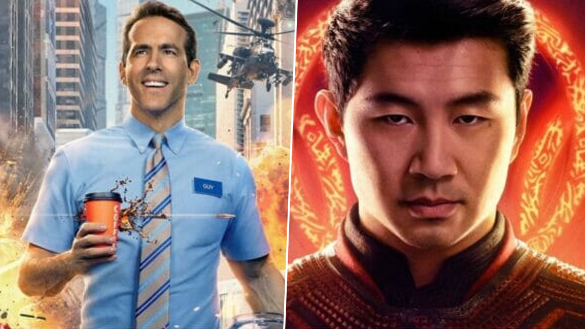 Ryan Reynolds' Free Guy, Marvel's Shang-Chi to Get Exclusive Theatrical Release For Box Office Revival and Will Hit to Disney+ After 45 Days Run