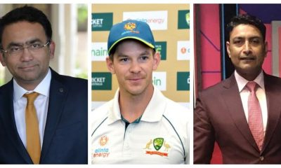 Saba Karim & Deep Dasgupta Slam Tim Paine After His 'Sideshows' Comment About the Indian Team