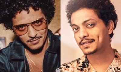 Singer Arpan Mahida's Uncanny Resemblance to Bruno Mars Sends the Internet Into a Frenzy