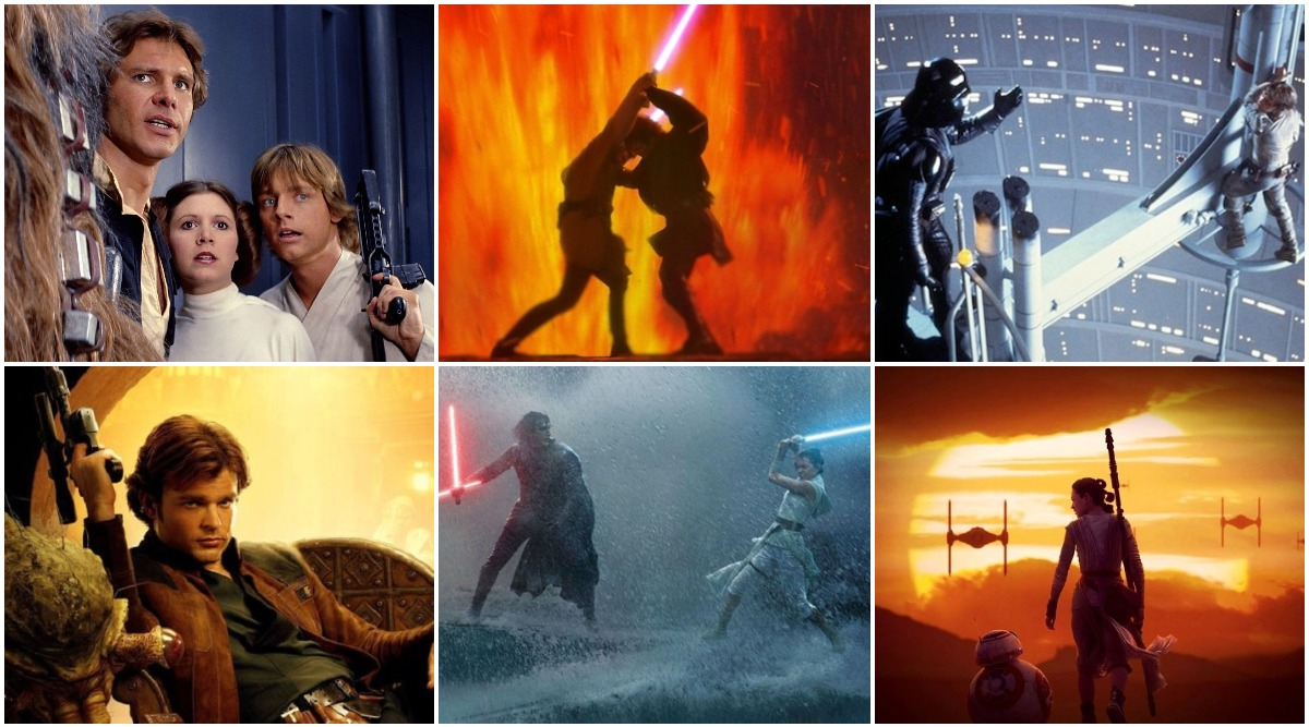 Star Wars Day: From A New Hope to The Rise of Skywalker, the Correct Chronological Order to Binge-Watch Major SW Movies as Per Timeline