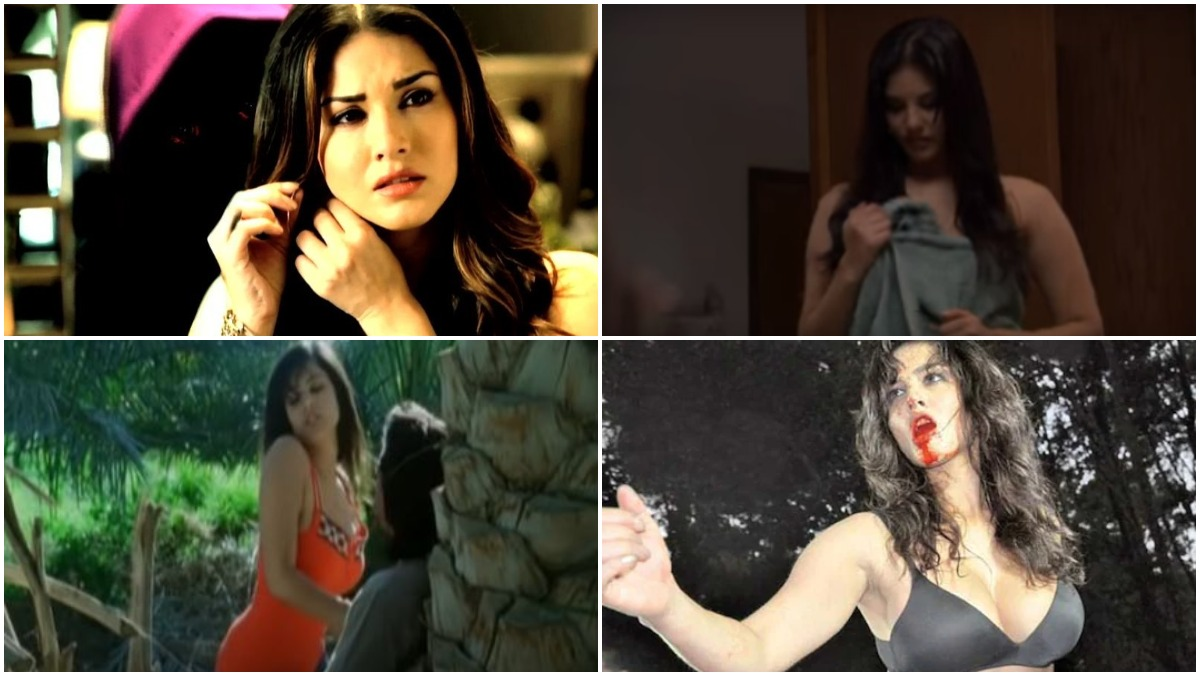 Sunny Leone Birthday Special: From Aahat to Mega Scorpions, 4 'Scream Queen' Movie Appearances of the Diva You Surely Missed! (LatestLY Exclusive)