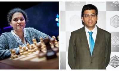 Vishwanathan Anand & Koneru Humpy Will Start 'Checkmate COVID' Campaign Which will Provide Medical & Financial Assistance to Ones Affected By Pandemic