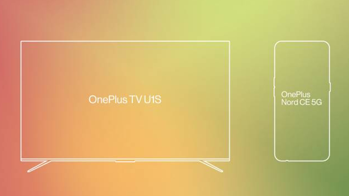 OnePlus Nord CE 5G, OnePlus TV U1S LIVE News Updates: Expected Prices, Features & Specifications